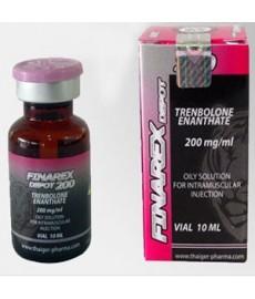 Finarex 200, Trenbolone Enanthate, Thaiger Pharma