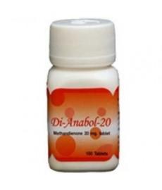 Di - Anabol, Methandienone, SB Laboratories