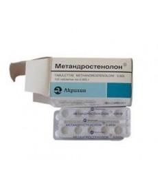 Methandrostenolon, Methandienone, Akrihin