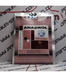 Anadrol, Oxymetholone, Hubei