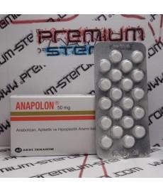 Anapolon 50, Oxymetholone, ABDI IBRAHIM