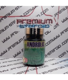 Androlic, Oxymetholone, British Dispensary