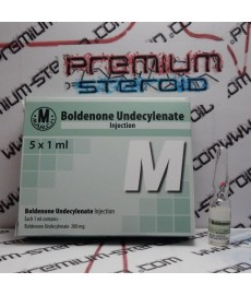 Boldenone Undecylenate, MARCH
