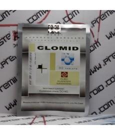 Clomid, Clomifene citrato, Hubei