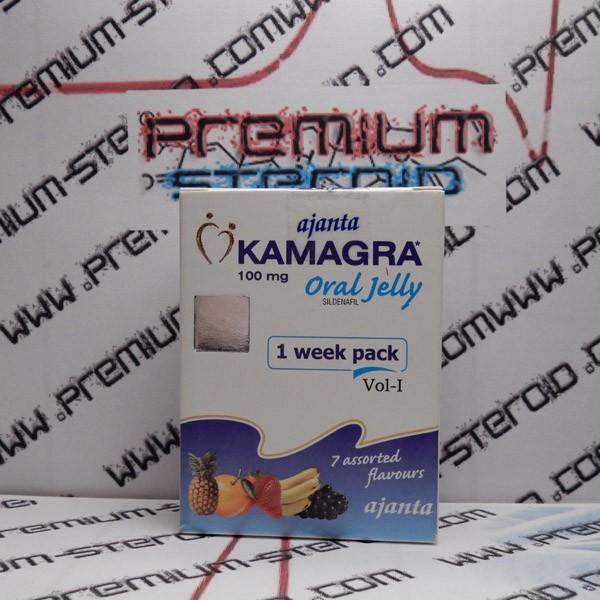 Viagra Jelly Pack