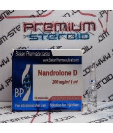 Nandrolon D, Nandrolondecanoat, Balkan Pharmaceuticals