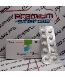 Naposim, Methandienone, Terapia