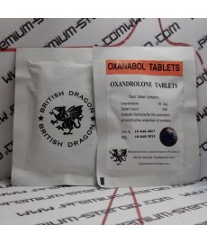 Oxanabol, Oxandrolone, British Dragon