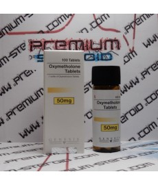 Oxymetholone Tablets, Genesis