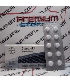 Stanozolol, Bayer