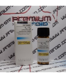 T3 + T4, Liothyronine Sodium, Genesis