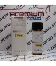 T3, Liothyronine Sodium, Genesis