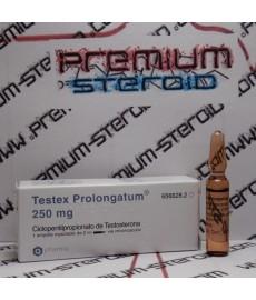 Testex Elmu Prolongatum, Testosterona Cipionato, Q Pharma