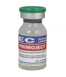 PrimoJect, Methenolone Enanthate, Eurochem